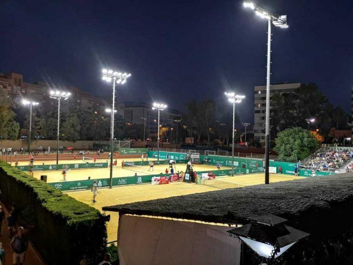 Iluminación LED para instalaciones deportivas