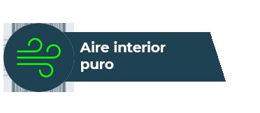 Purificación de aire por Luz LED UVC