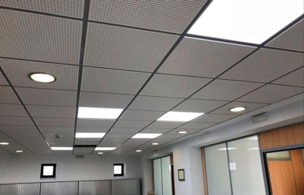 Servicios de Iluminación LED y ahorro energético para Edificios y Oficinas
