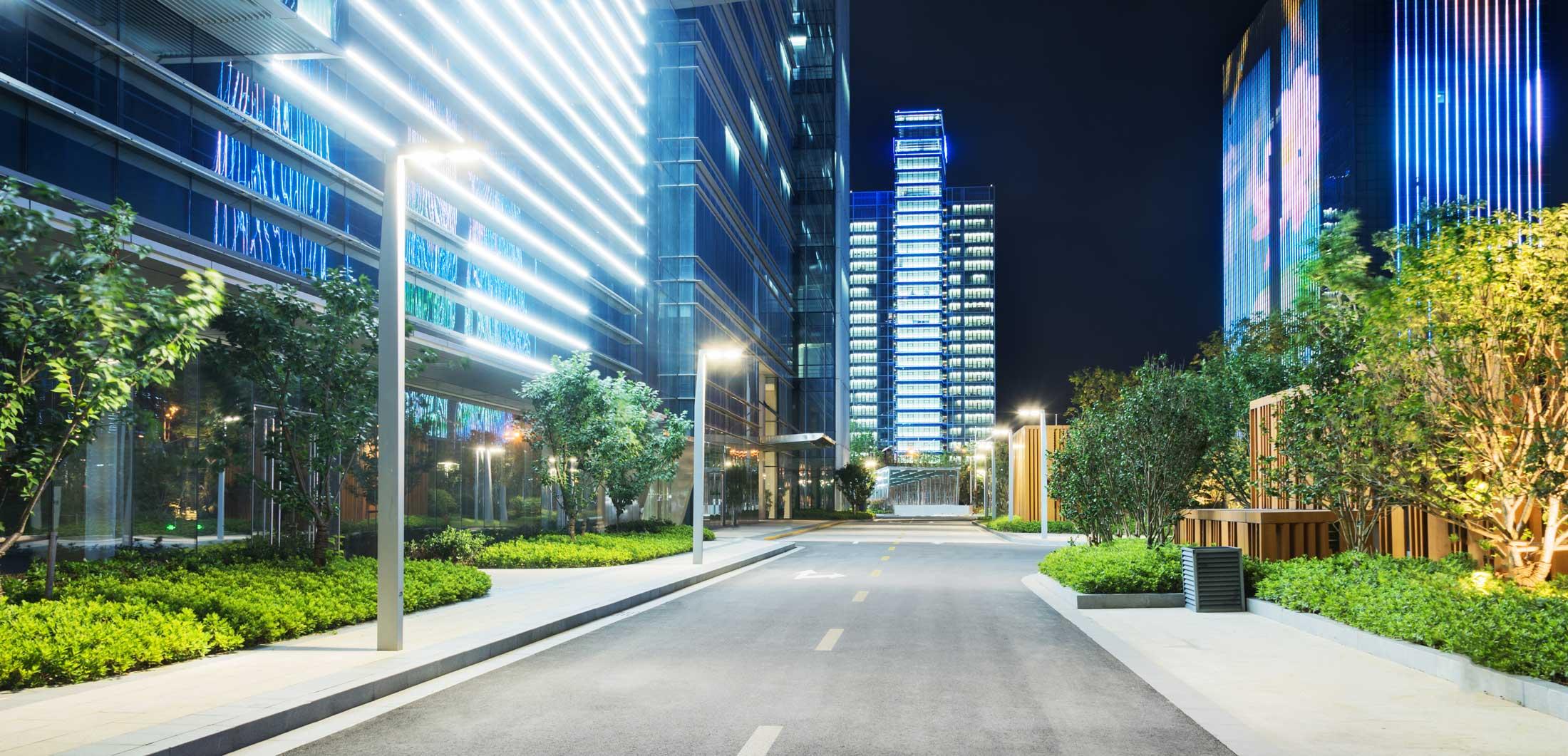 Iluminación LED vial - minusWAT